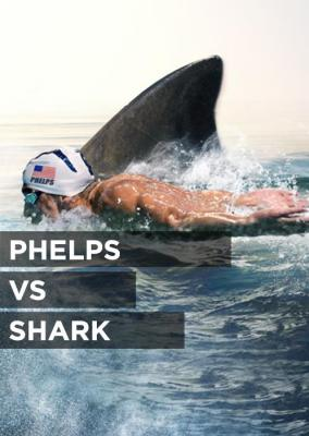 Phelps vs. Shark